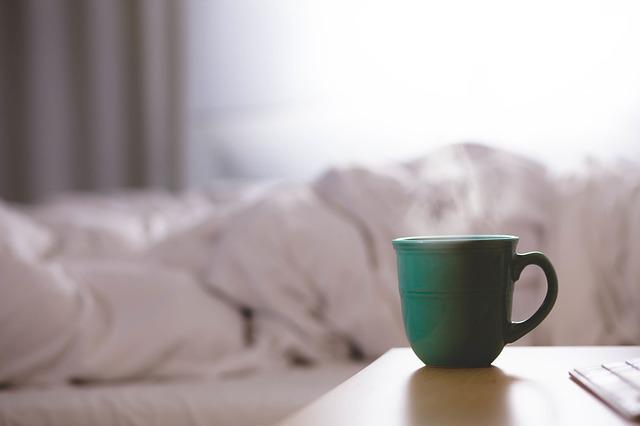 Os efeitos da cafeína no sono