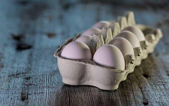 Ovos para perder peso