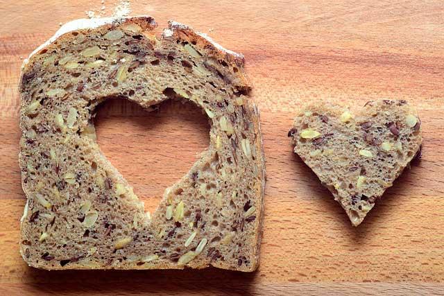 Pão integral pode contribuir para problemas de saúde