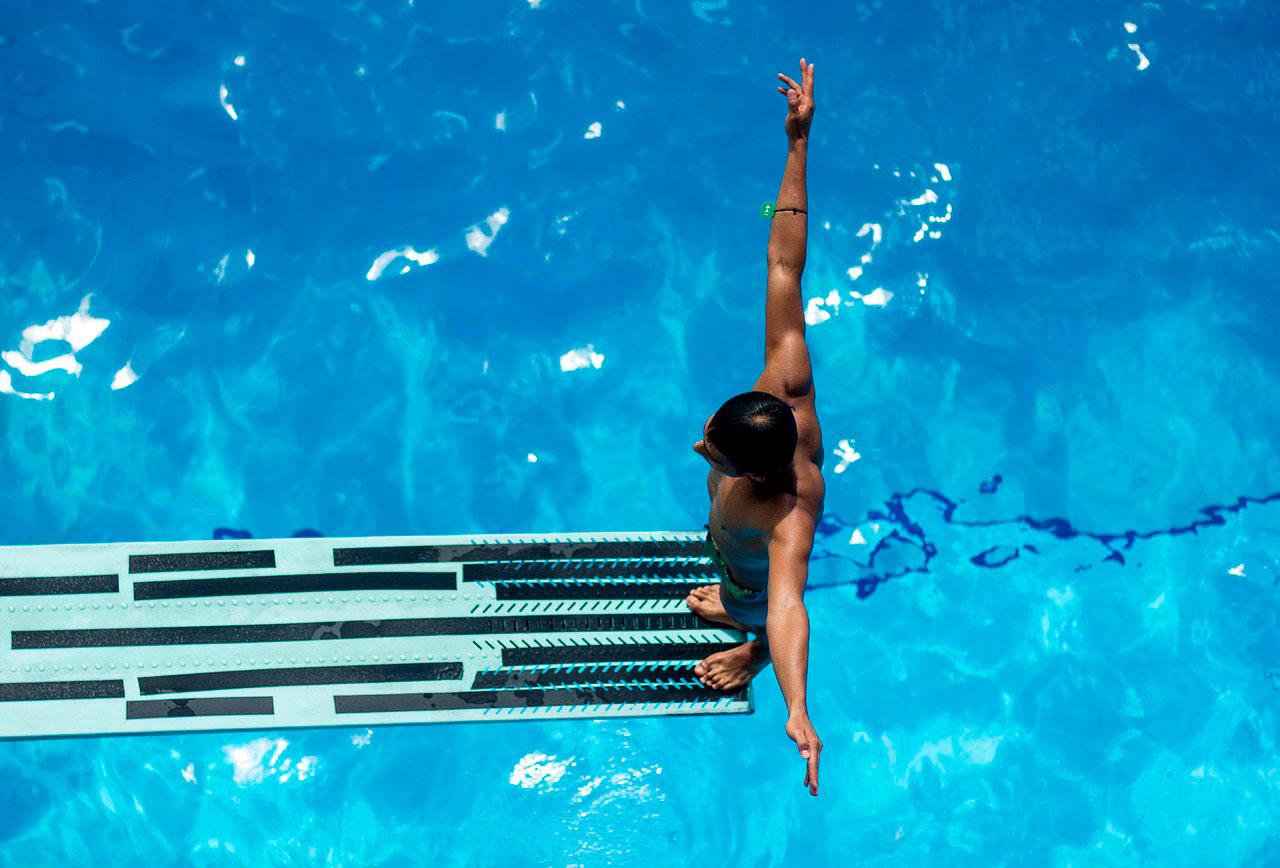 Pneumonia e Nadadores | Causas e Prevenção