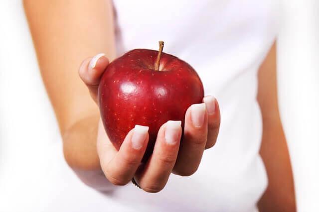 O poder de comer maçãs antes de dormir