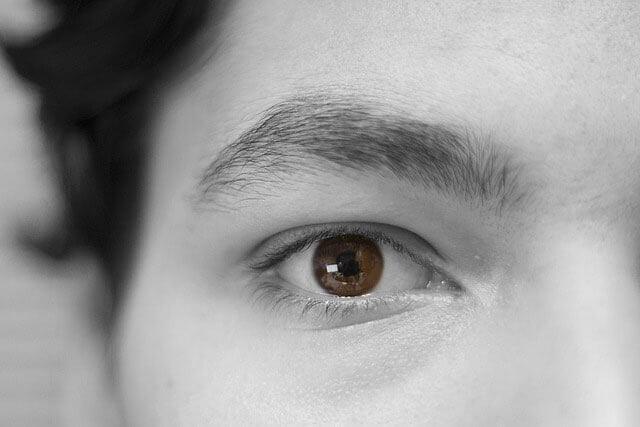 Ponto cego no olho