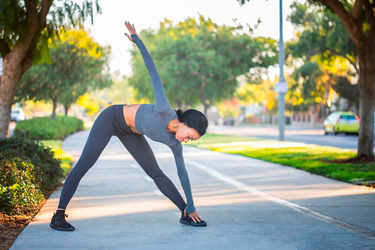 Por que alongamento alivia músculos doloridos?
