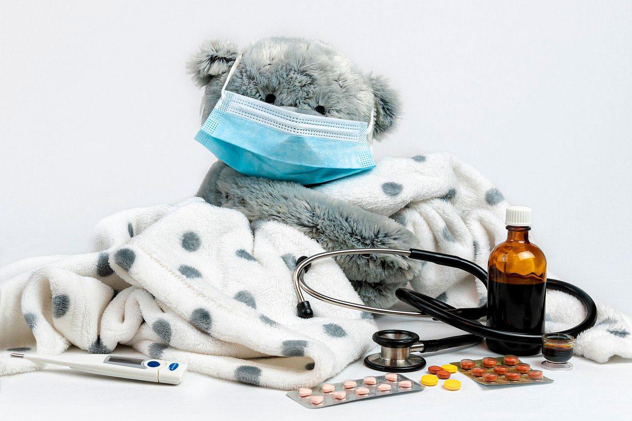 Por que estou sentindo tontura da gripe?