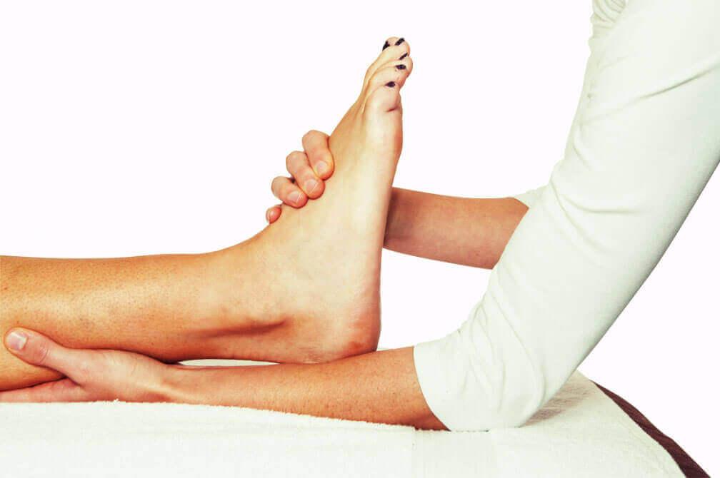 11 possíveis complicações da fratura do tornozelo
