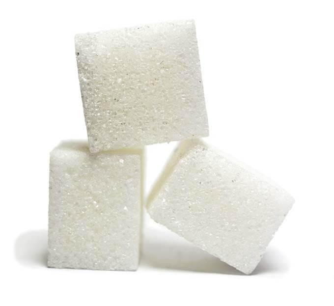 Posso comer açúcar se tenho refluxo ácido?