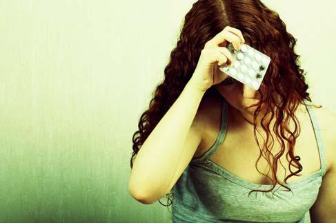 Privação de antidepressivos e sintomas de abstinência da droga