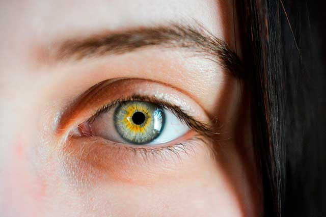 Problemas com os olhos da fibromialgia