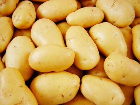 Benefícios da batata para a saúde