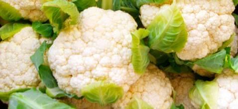 Quais são os benefícios do couve-flor para a saúde?