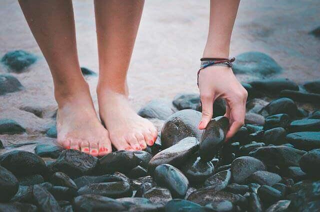 Queimação na sola dos pés