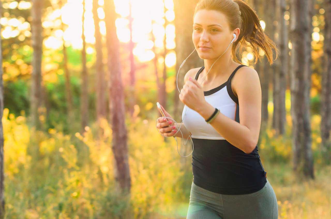 Queimação no Rosto Durante o Exercício