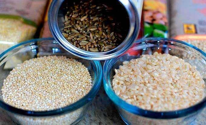 Quinoa ou Arroz? Qual tem mais Benefícios para Saúde?