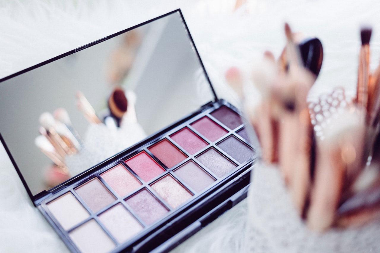 Reações da pele aos produtos de beleza