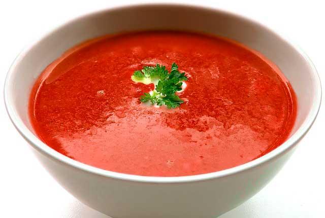 Refluxo ácido de tomate