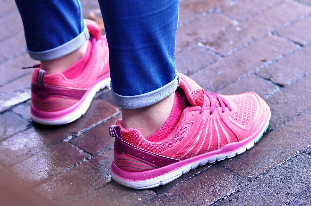Respiração pesada na atividade física
