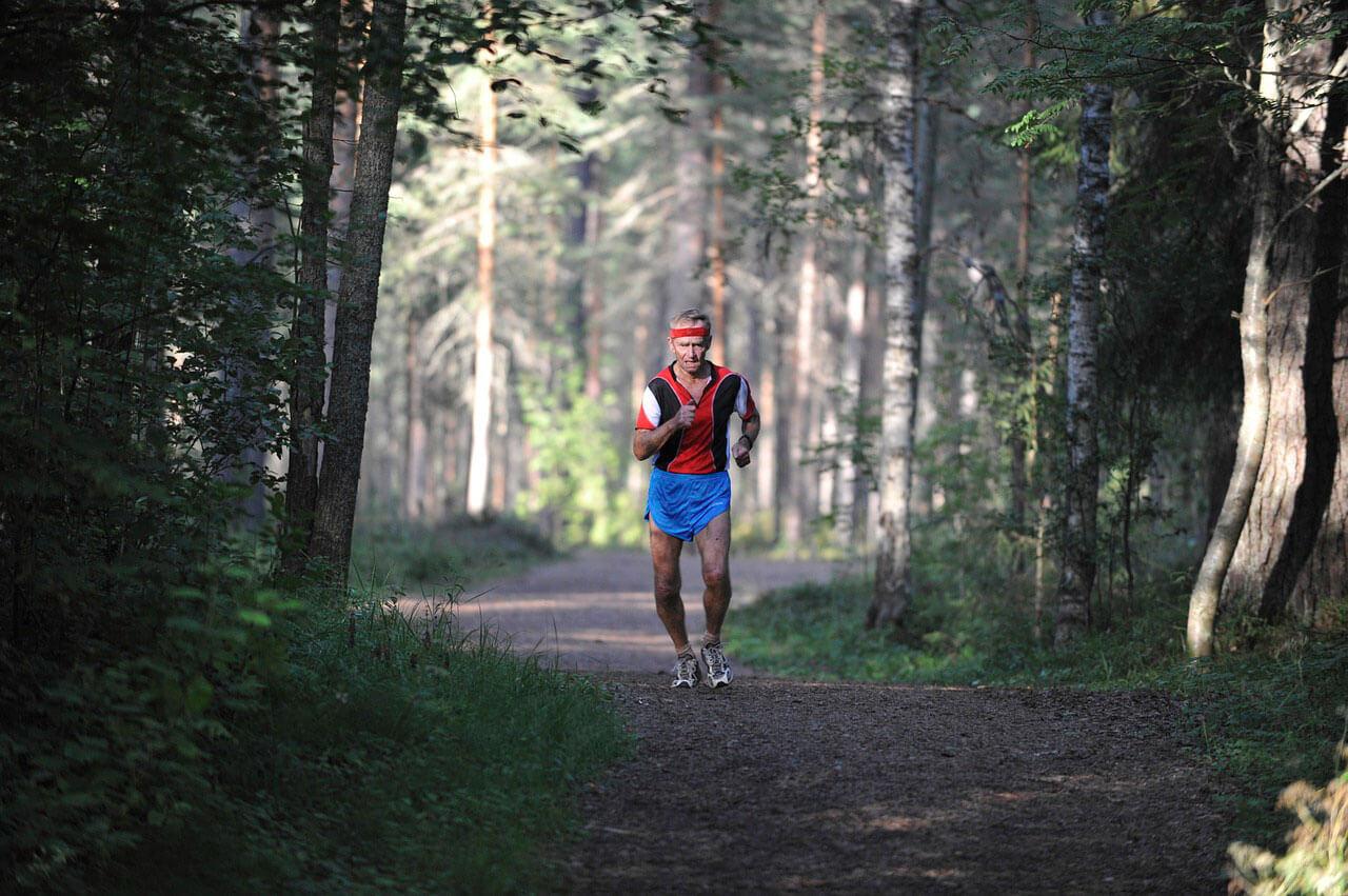 Sentir calafrios enquanto corre