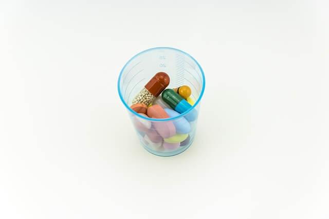 Sinais de aviso de sobredosagem de analgésico