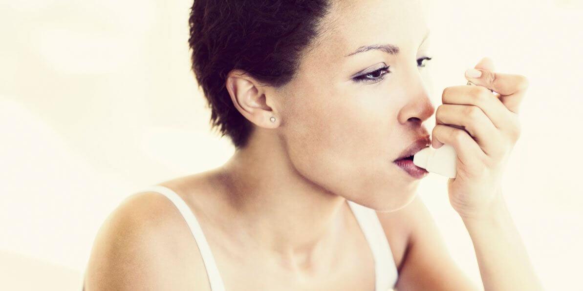 Asma - Causas e Sintomas