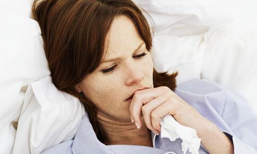 Sintomas do vírus sincicial respiratório