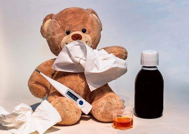 Sintomas precoces de infecção por estafilococos