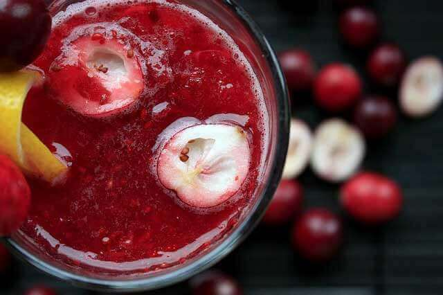 Suco de cranberry para infecções do trato urinário