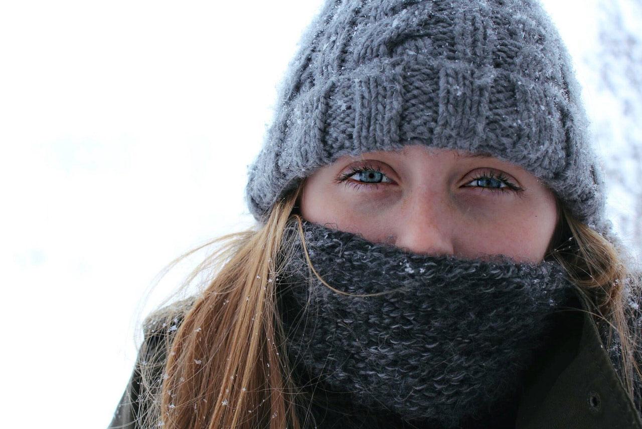 Tempo Frio e Nariz Escorrendo