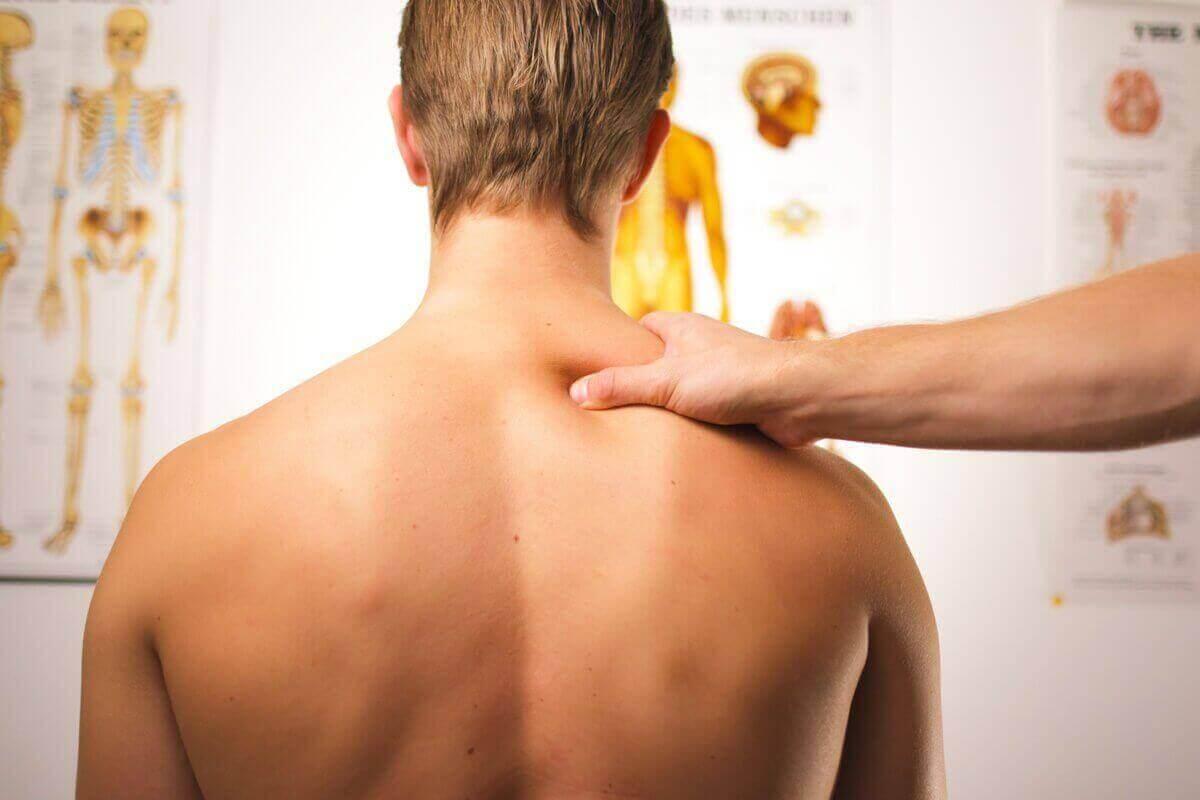 Tensão muscular - Músculo Tensionado nas Costas, Pescoço e Ombros