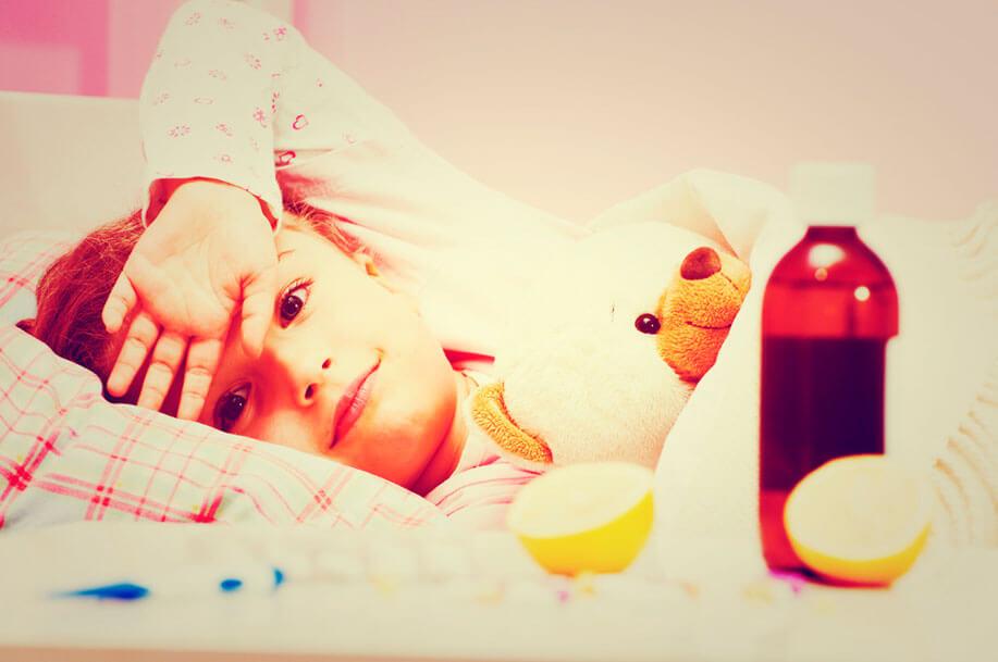 Tosse e Resfriado em Crianças