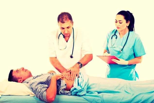 Úlceras pépticas | A dor é o sintoma mais comum