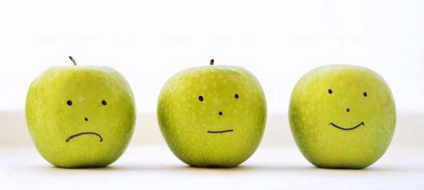 Uma maçã por dia mantém o colesterol baixo