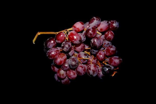As uvas ajudam o seu sistema digestivo?