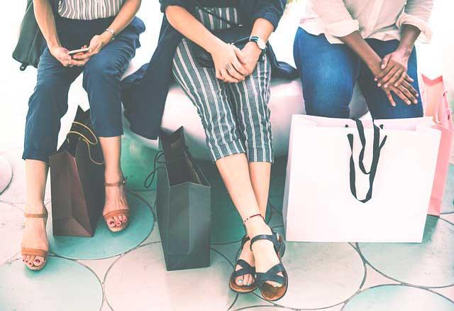 Viciados em Compras
