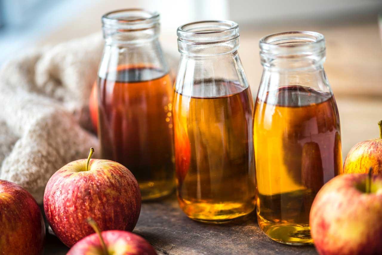 Vinagre de cidra de maçã para refluxo ácido