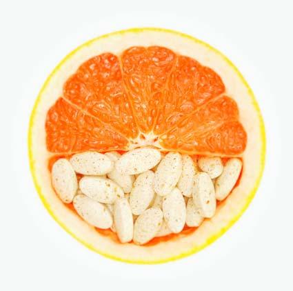 Vitamina C tão eficaz como o exercício para a saúde vascular