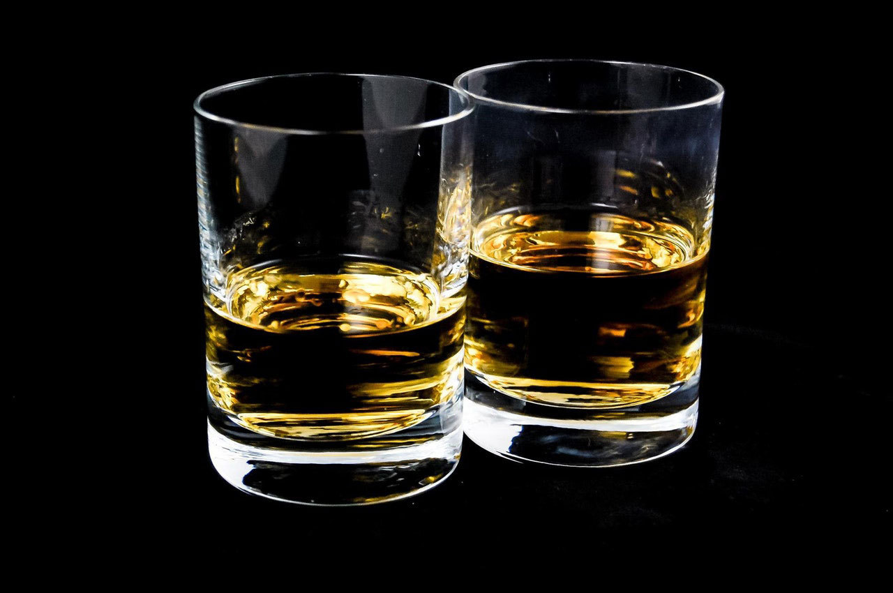 Você pode beber Bourbon em uma dieta sem glúten?