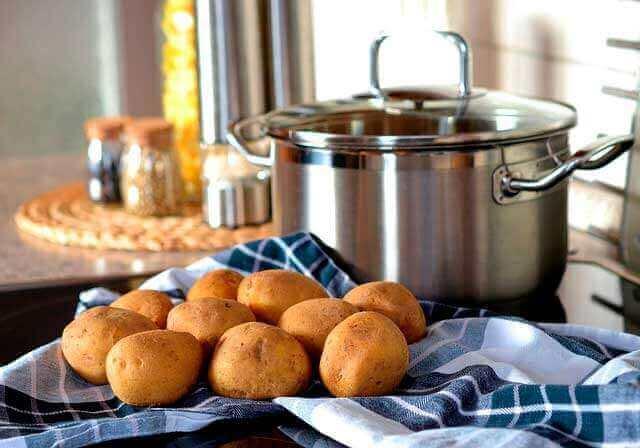 Você pode comer batatas com pancreatite?