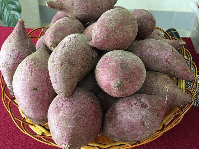 Você pode comer batatas doces se você tiver triglicerídeos altos?