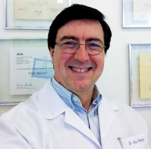Enio Pedrozo | Dentista | Implantodontia