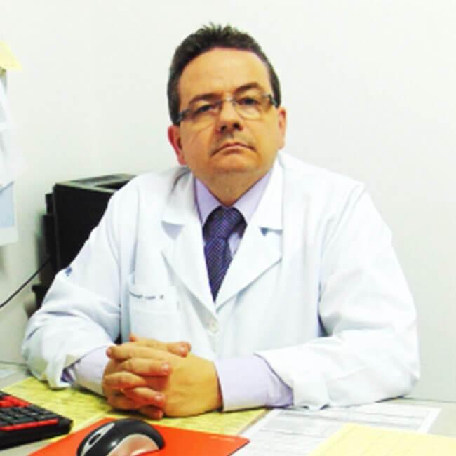Hézio Jadir Fernandes Jr. | Médicos | Oncologia