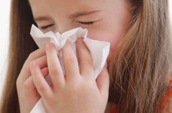 Alergias em crian�as