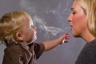 Fumar n�o s� Prejudica sua Sa�de, mas tamb�m Prejudica a Sa�de de quem N�o Fuma