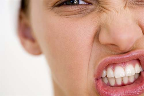 Bruxismo - Ranger ou apertar os dentes