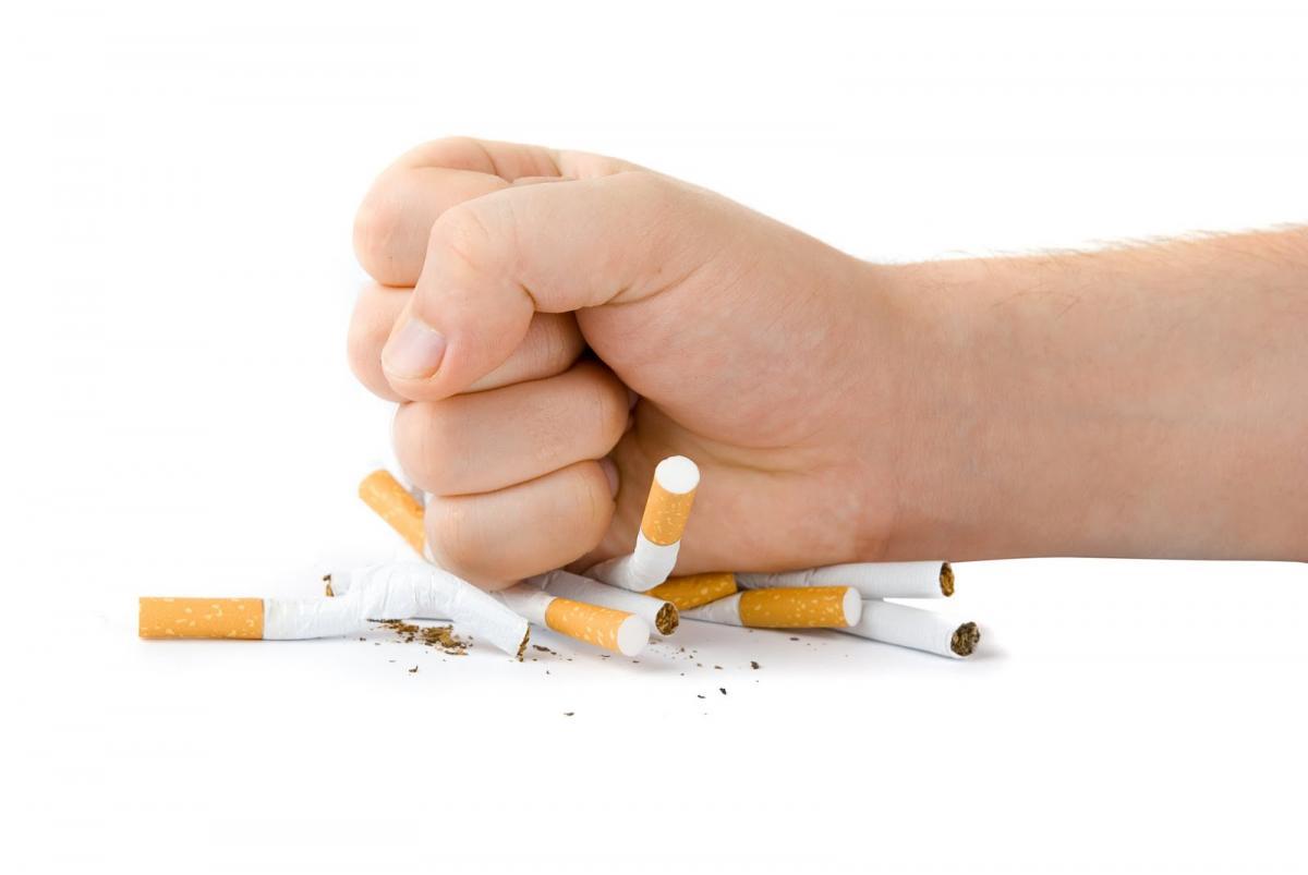 Parar de fumar: falar com o m�dico