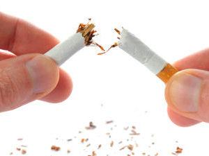 Parar de fumar: n�o desista