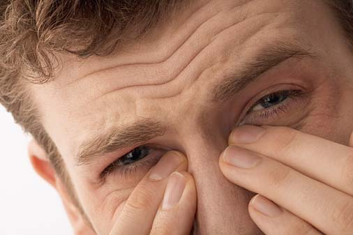Sinusite aguda. Medicamentos sem receita para aliviar os sintomas