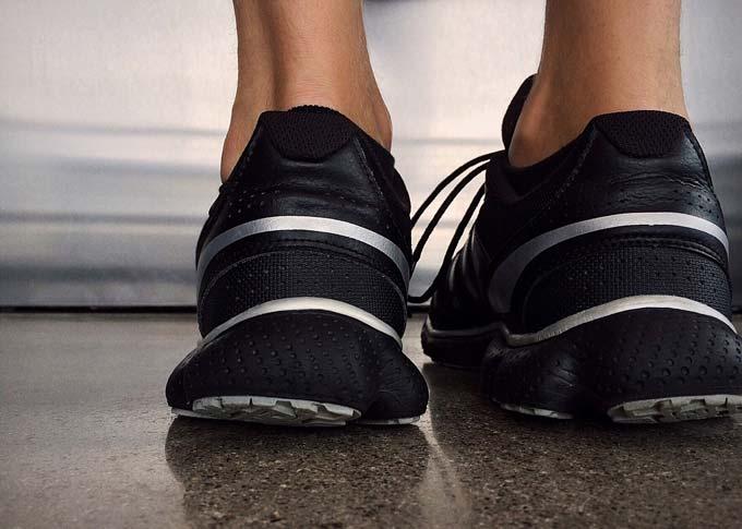 Como manter a corrida com a queimação nos pés