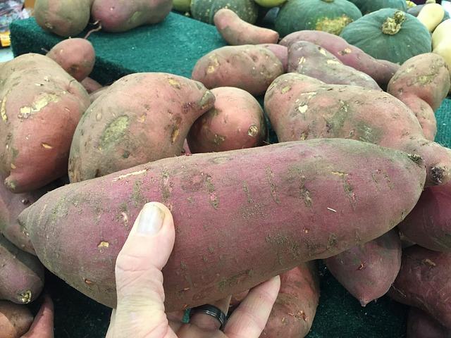 As batatas doces podem ajudar a reduzir o colesterol?
